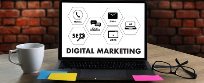 digital marketing mix
